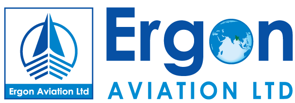 Ergon aviation Logo